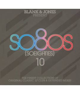 Blank & Jones SO80s vol. 10