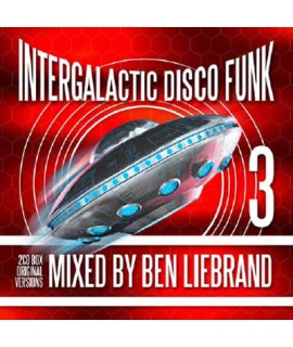 Ben Liebrand - Intergalactic Disco Funk vol. 3 (2CD)