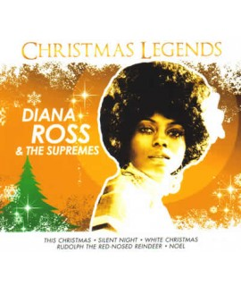 Christmas Legends - Diana Ross & The Supremes