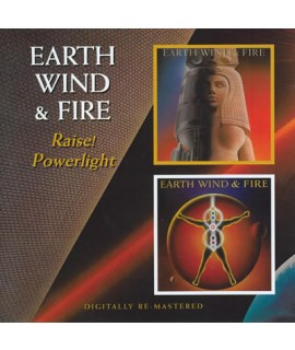 Earth Wind & Fire - Raise! - Powerlight (CD)