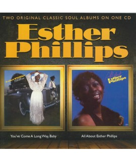 Esther Phillips - You've Come A Long Way Baby / All About Esther