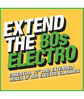 V/A - Extends The 80s Electro