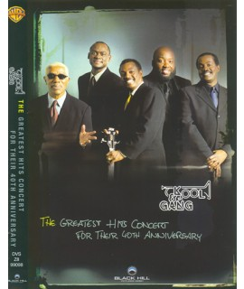 Kool & the Gang - The greatest Hits Concert (DVD)*