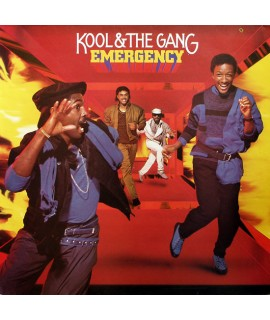Kool & The Gang - Emergency - Deluxe Edition