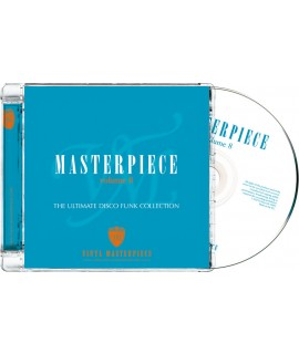 Masterpiece Vol. 08 - The ultimate disco funk collection