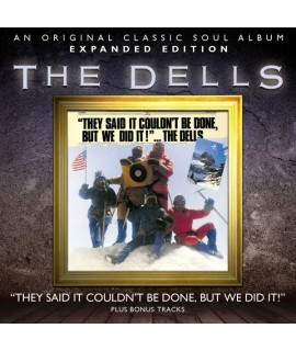 Dells ‎– They Said It Couldn't Be Done, But We Did It!