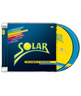 "Solar - The Ultimate 12"" Collection (PTG CD)"
