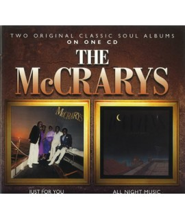 McCrarys - Just For You/All Night Music **
