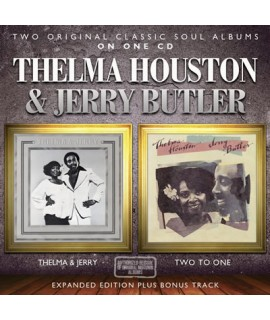 Thelma Houston & Jerry Butler - Thelma & Jerry/Two To One: Expan