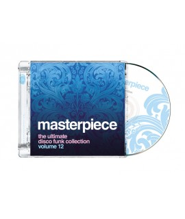 Masterpiece Vol. 12 - The ultimate disco funk collection