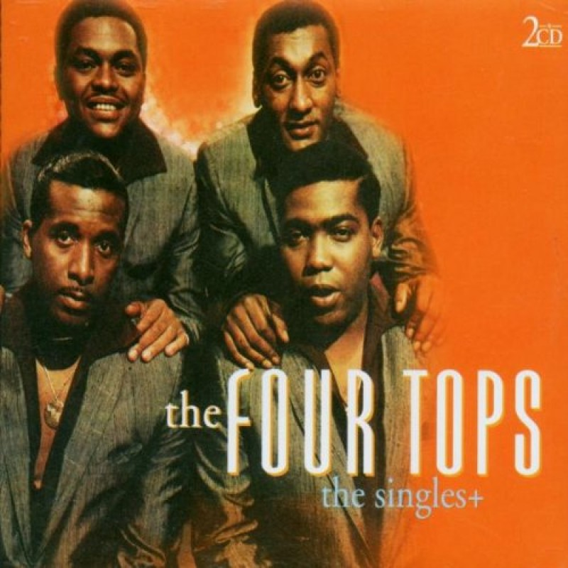 The FOUR TOPS - Singles +