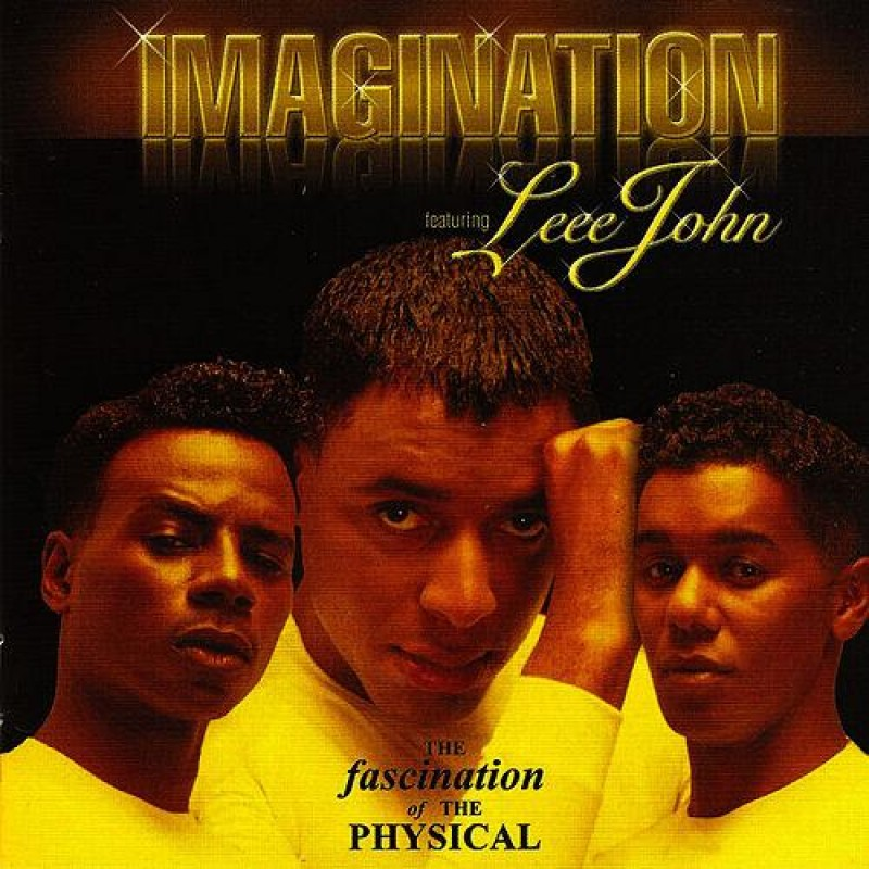 Imagination ‎– The Fascination Of The Physical