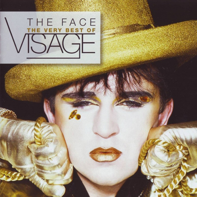 Visage - The Face - The Best Of Visage