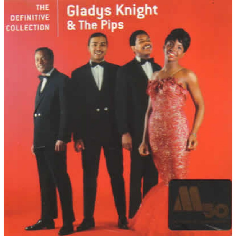 Gladys Knight & The Pips - The Definitive Collection (CD)