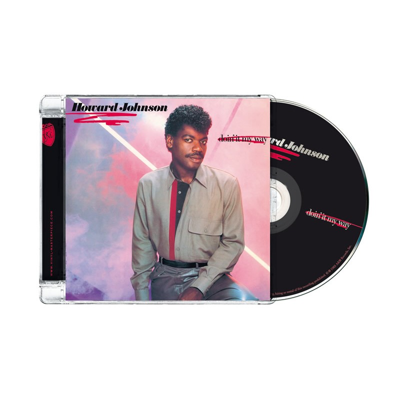 Howard Johnson - Doin' It My Way (PTG CD)