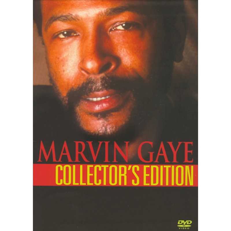 Marvin Gaye - Collectors Edition (DVD)