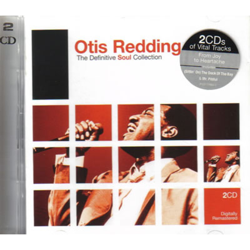 Otis Redding - The Definitive Soul Collection (2CD)