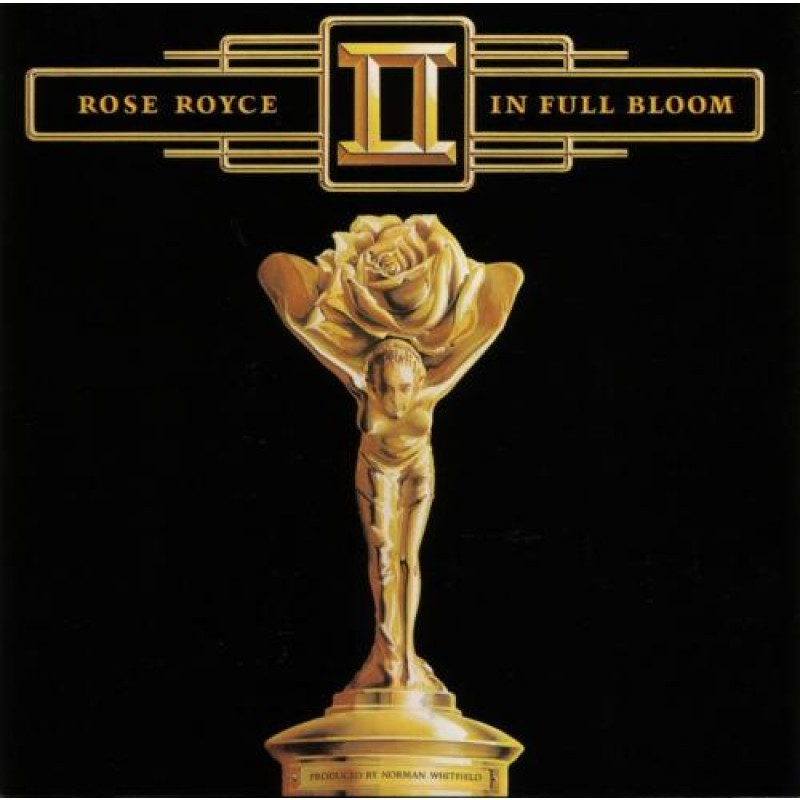 ROSE ROYCE - In Full Bloom EXPANDED EDITION