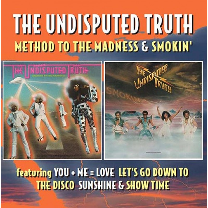 Undisputed Truth - Method To The Madness / Smokin': Deluxe 2CD Edition