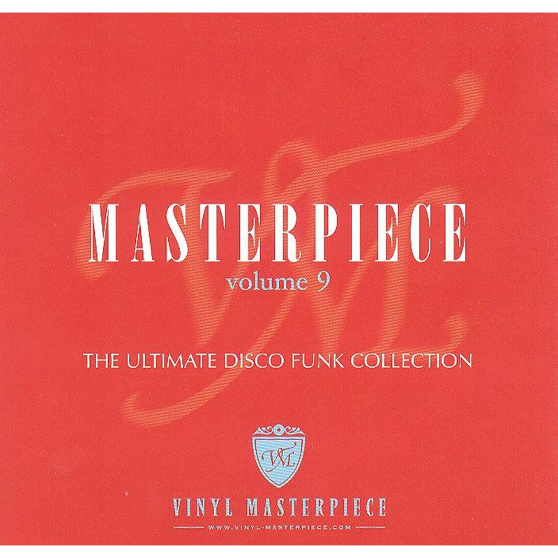 Masterpiece Vol. 09 - The ultimate disco funk collection