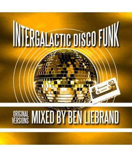 Ben Liebrand - Intergalactic Disco Funk vol. 1 (2CD)