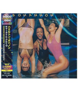 Bohannon Hamilton - Summertime Groove - Japan Imp. - Sealed*