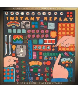 Dan Hartman - Instant Replay  EXPANDED EDITION