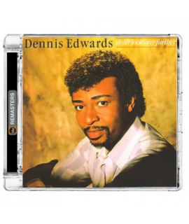 Dennis Edwards - Don't Look Any Further (CD)