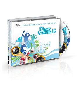 Disco Giants Volume 13 (PTG 2CD)