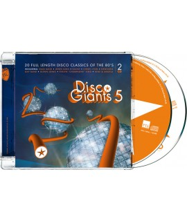 Disco Giants Volume 05 (PTG 2CD)