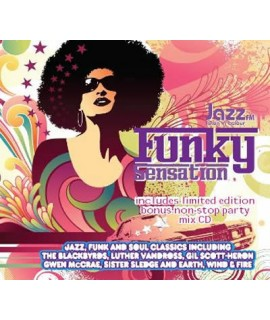 Funky Sensation 01 - Jazz Funk and Soul Classics