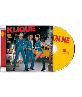 Klique - Let's Wear It Out! (PTG CD)