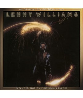 Lenny Williams - Spark Of Love (Expanded Edition) **