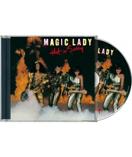 Magic Lady - Hot N Sassy (PTG CD)