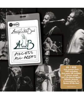 Average White Band - Access All Areas CD+DVD