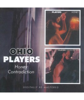 Ohio Players - Honey - Contradiction (2CD)