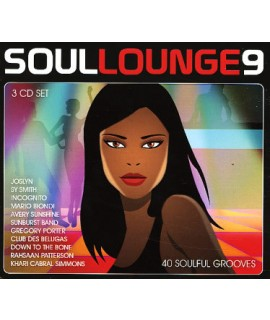 Soul Lounge 09 - 40 Soulful Grooves (3CD)