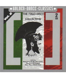 Italo Disco Collection Vol 2 (2CD)