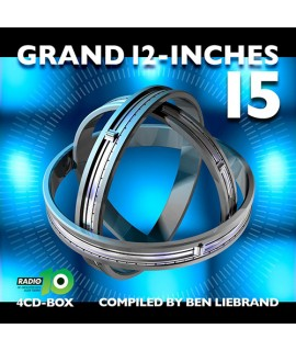 Ben Liebrand - Grand 12 Inches vol. 15 (4CD)