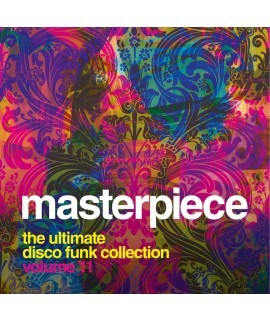 Masterpiece Vol. 11 - The ultimate disco funk collection