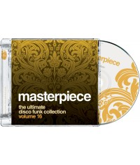 Masterpiece Vol. 16 - The ultimate disco funk collection