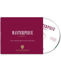 Masterpiece Vol. 02 - The ultimate disco funk collection