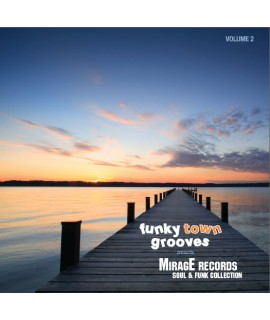 Mirage Records Soul & Funk Collection Volume 2 (CD)
