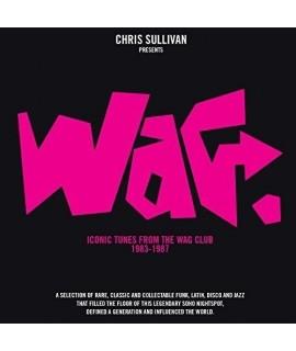 V/A Chris Sullivan Presents The Wag 4CD