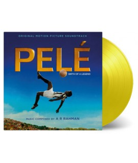 PELE - Original Soundtrack LP