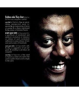Johnnie Taylor - Eargasm -Expanded-