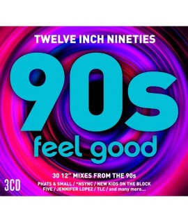 TWELVE INCH NINETIES: 90's FEEL GOOD