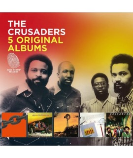The Crusaders - 5 Original Albums