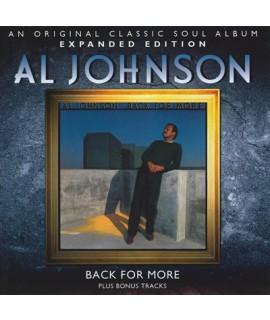 Al Johnson - Back For More **