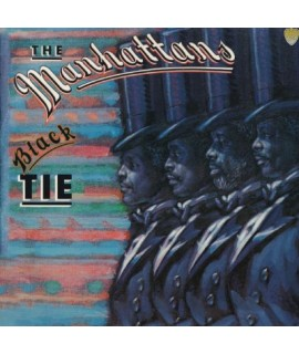 The Manhattans - Black Tie (REISSUE)
